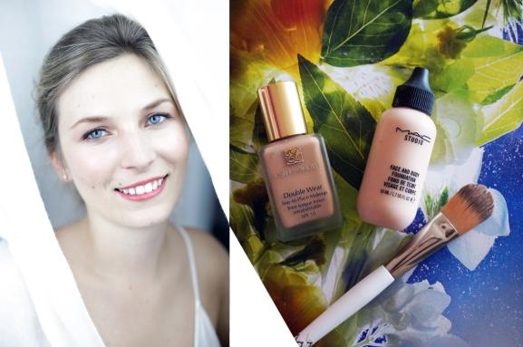 maquillage fond de teint naturel