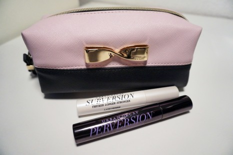 mascara urban decay trousse victoria secret