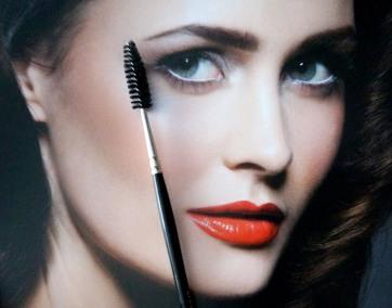 brosse à sourcil professionnel