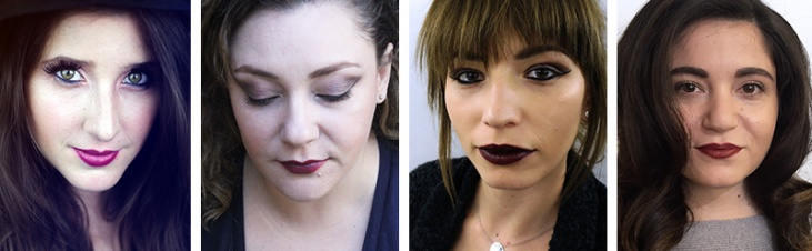 tendance dark lips