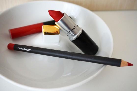 rouge à lèvres mac crayon