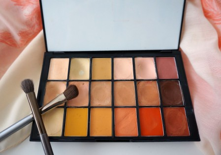 anti cerne palette couleurs camouflage ben nye