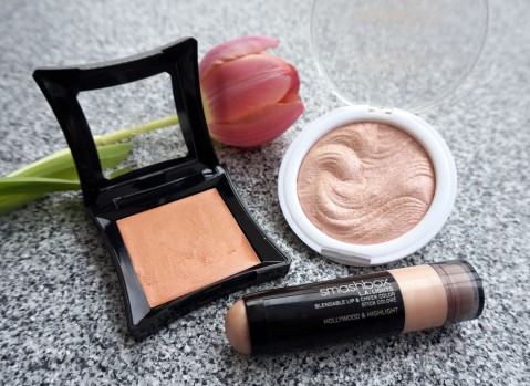 strobing highlighter lumière illuminateur smashbox